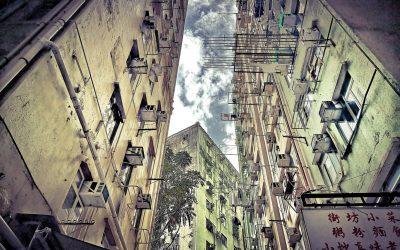 【2019旺角花園街新式自修室 vs 1979公屋露天溫書地方】帶你穿梭見證香港商業土地演變